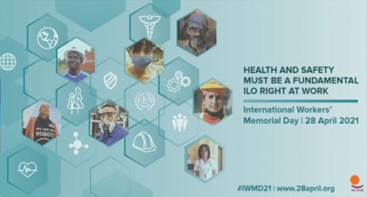 Selamatkan Nyawa! Dua Pesan ITUC di Hari Peringatan Buruh Internasional