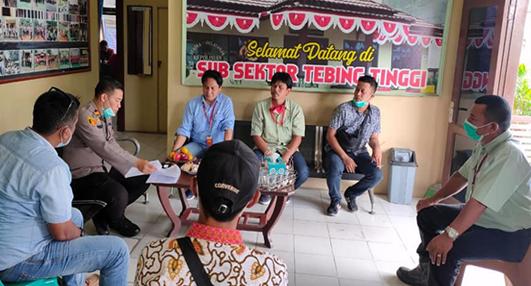 DPC Federasi Hukatan KSBSI Tanjung Jabung Barat Rencananya Bakal Demo PT. LPPPI dan WKS