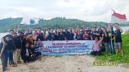 Berkomitmen Meningkatkan Kualitas SDM, FPE KSBSI Gelar Training di Morowali
