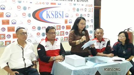 Presiden KSBSI: Semua Elemen Harus Bersatu, Kalau Omnibus Law Ada Yang Merugikan