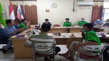 F Hukatan KSBSI Tanjung Jabung Barat Desak 2 Perusahaan, Soal Gaji dan Janji Struktur Skala Upah