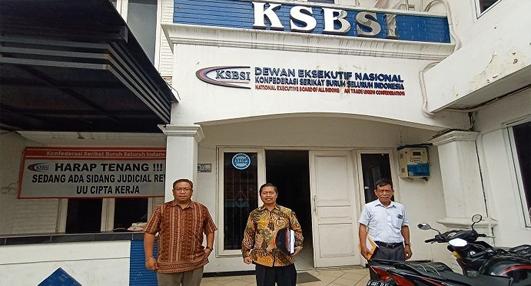 KSBSI Dan Yayasan Pundi Nasional Abadi (Yapunasa) Sepakat Kembangkan Program Peningkatan SDM Buruh